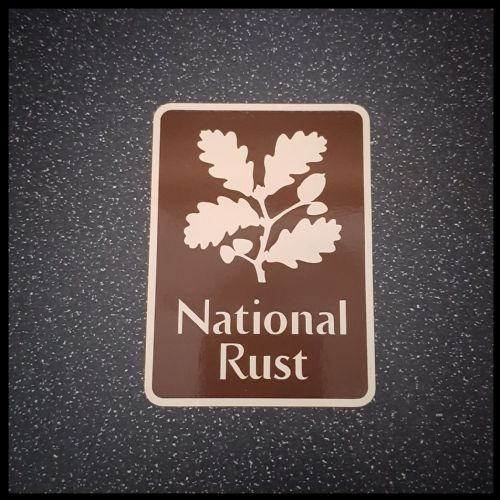 NATIONAL RUST!